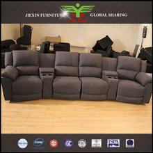 fabric recliner sofa cinema sofa home theater sofa