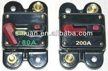 Fusible interruptor de cc cc 12 v