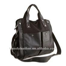 Wholesale women canvas handbag