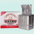 Highsugar tailong levadura seca instantánea 100g-20kg