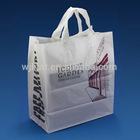 soft loop handle bag carrier bag for shopping