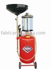3197 móvel escorredor de óleos usados extractor&
