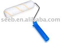 "9"" plastic handle cheap roller brush"
