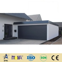 Zhejiang AFOL New folding up sectional garage door with high quality low price