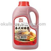 Yilin Thai Sweet Chili Sauce 3KG (OBM, ODM, & OEM)