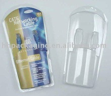 DVI cable blister packaging
