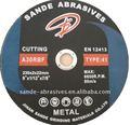 disco de corte para o metal