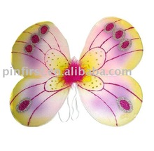 Flower Fairy Wings Dress Up Costume