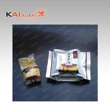 Heat Sealed Plastic Food Packaging Inflatable Bag For Cookies