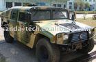 armoured passenger car