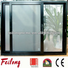 Sliding Aluminum Window With AS2047 in Australia & NZ