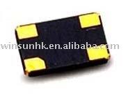5x3.2mm cuarzo smd oscilador de cristal