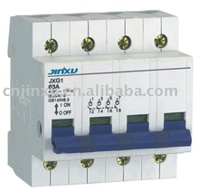 4P JXG1 Series Isolating Switch