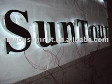 3D LED backlit display for Dubai