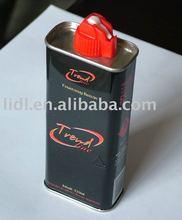 High quality factory 133ml lighter fluid / lighter fuel / lighter oil