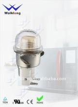 E14 2A/250V 15/25W procelain lampholder Oven Lamp