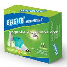 Set of mosquito liquid + repellent vaporizer