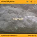De potasio hidróxido ( KOH )