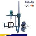 Hydrauliuc ou machine à grande vitesse de levage pneumatique de dispersion