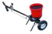 50LB Walk behind fertilizer salt Spreader