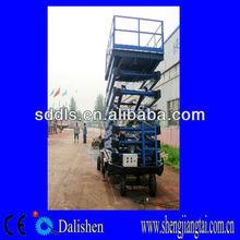 Jinan DLS Mobile lifting platform