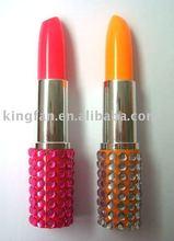 diamond lipstick ball pen