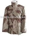 uniforme militar del desierto m65 chaqueta