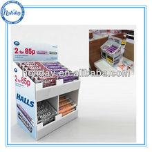 Retail Store rack, grocery paper shelf display