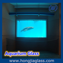 Toughened Aquarium glass SGP glass