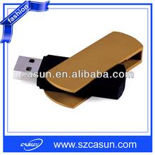hot sell cheap metal swivel usb flash memory stick