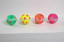 Fluorescent Natural Rubber Ball