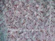 Rounded PV Plush Knitting Toy Fabric