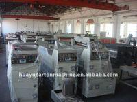 TKW Semi auto carton printer slotter