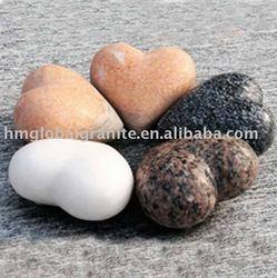 stone heart, granite heart, marble heart