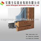 metal building material for windows