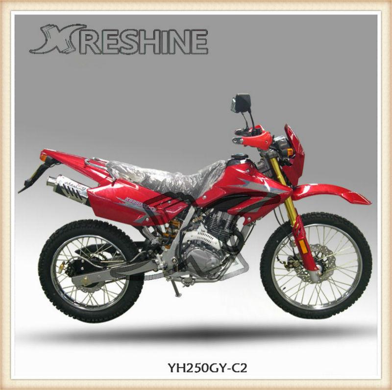 kaliteli çin dört İnme satılık Motor 200cc motosiklet