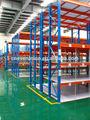 de alta calidad multi nivel de bastidores y estantes de la fábrica