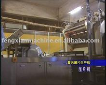 Potato chip processing machinery
