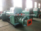 Advanced technology Vacuum extrunder clay brick making equipment.building the kiln