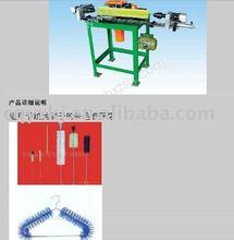 Flocking Machine For Wire Heald Twisting Brush