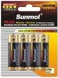 1.5V AA alkaline battery
