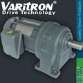 Varitron hélicoïdale, durable gear réducteurs de vitesse moteur