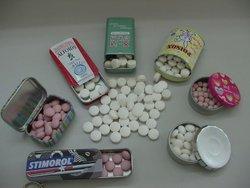 sugar free mint product