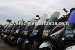 YAMAHA SCOOTER / MOTORCYCLE / VEHICLE ( MAJESTY 125CC )