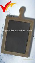 make your own decorative fir garden chalk boards