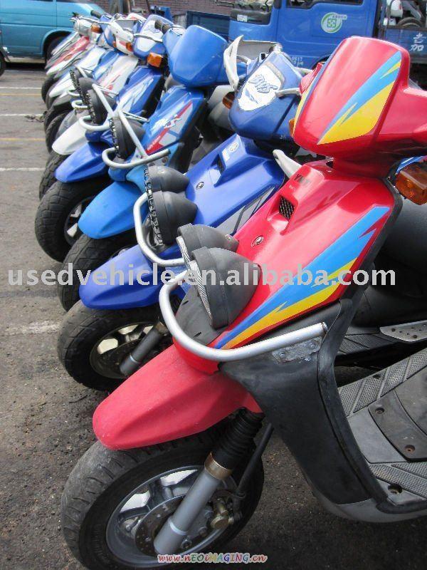 YAMAHA BWS SCOOTER / MOTORCYCLE / VEHICLE ( 50 CC~100CC )