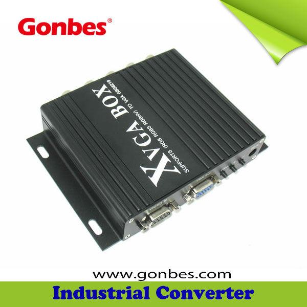 Mazak Monitor replacement, rgb to Vga Converter