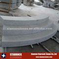 A buon mercato scala esterna in pietra battistrada, granito scale passo