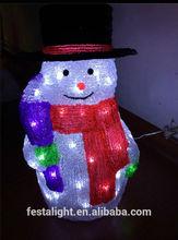 LED motif light santa led Christmas light