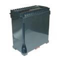 DR-27 Standard Din Rail Enclosure in Flame-Retardant ABS